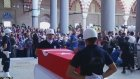 Şehit Cenazesinde Atatürk Anılınca Alkış Tufanı Koptu