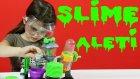 Slime Nasıl Yapılır | Slime Fabrikası | EvcilikTV