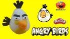 Angry Birds Matilda Karakteri Play-Doh Oyun Hamuru ile Yapımı