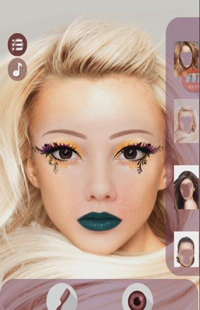 Real Makeover Games on GirlG.com