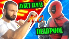 Deadpool Antalya'yı Trollüyor (Ft. Aykut Elmas)