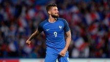 Euro 2016'da Perdeyi Olivier Giroud Açtı
