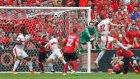 Fabian Schar'ın Arnavutluk'a Attığı Gol