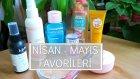 Nisan - Mayıs Favorileri | Kozmetik, Kitap, Anime