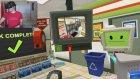 Market Simulator (Sanal Gerçeklik Htc Vive)