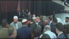 Muhammed Ali'nin Cenazesinde Cumhurbaşkanımızın İtilmesi