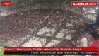 Fransız Televizyonu: Türkler ve Hırvatlar Arasında Kavga Çıkabilir