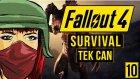 Tek Can - Survival Zorluk - Fallout 4 - #10 (Assasin Build)