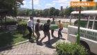 Tokat'ta Parkta Erkek Cesedi Bulundu