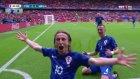 Türkiye 0-1 Hırvatistan / Gol: Luko Modric (12 Haziran Pazar 2016)