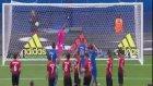 Türkiye 0-1 Hırvatistan / Türkiye Kalesinde Yürekleri Ağza Getiren Frikik (12 Haziran Pazar)