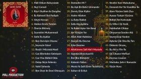 Sami Özer - Allahümme Salli Ale'l-Mustafa (Official Audio)