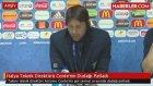 İtalya Teknik Direktörü Conte'nin Dudağı Patladı