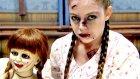 Korku Filmi The Conjuring 2 Tarzı Efsane Şaka