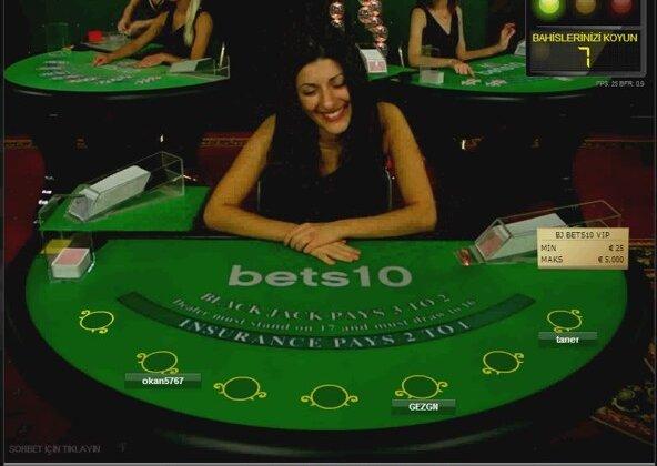online 21 blackjack oyna