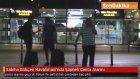 Sabiha Gökçen Havalimanı'nda  İç Hatlar Geliş Kapısında  Şüpheli Çanta Alarmı