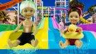 Barbie Ve Ailesi Bayram Tatil Planlaması | Barbie Oyunu | Evcilik Tv