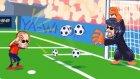 İspanya - Çek Cumhuriyeti maçı animasyon film oldu