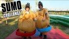 Sumo Challange ! - Minecraft Evi