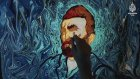 Van Gogh'un Tablosu Ebruyla Buluştu