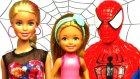 Barbie ve Örümcek Adam Bakıcı Macerası - Chelsea Doğum Günü!