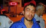 Gevşek Hırsızın Polise Dua Etmesi  Aksaray