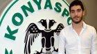 Konyaspor, Can Demir Aktav ile 3 yıllık sözleşme imzaladı