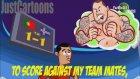 Portekiz - İzlanda Maçı Animasyon Film Oldu