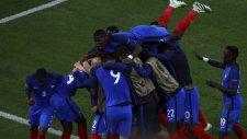 Antoine Griezmann'ın Arnavutluk'a Attığı Kafa Golü