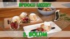 Bi'dolu Lezzet 3. Bölüm Baklava Yufkasında Bal Kabaklı Brownıe - Hellim Peynirli Erişte Salatası