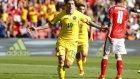 Bogdan Stancu'nun İsviçre'ye Penaltıdan Attığı Gol