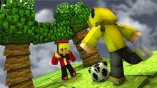 Ender Sakatlandı! - Minecraft'ta Gerçekci Futbol Maçı! W/tto