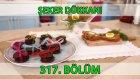 Şeker Dükkanı 317. Bölüm Zeytinli Ve Yumurtalı Kek - Çikolatalı Ve Bademli Beze