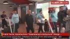 """Terim, Gazetecilere """"Galatasaray'a Gidiyorum"""" Mesajı Verdi"""