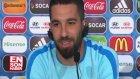 İspanya Maçı Öncesi Arda Turan'dan Açıklama