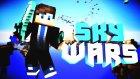 Minecraft | Sky Wars |17| Çok Hoş !