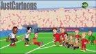 Almanya - Polonya maçı animasyon film oldu