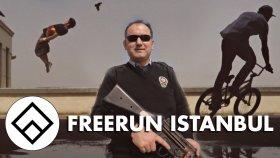 Dünyanın En İyi Serbest Stil Koşucularından Farang Ekibi İstanbul'daydı!
