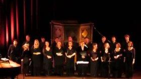 """Eric Whitacre - The Lamb"""" Tavener. Union Chapel"""