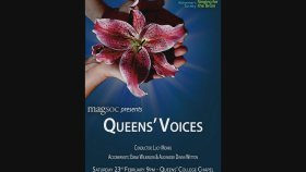 Eric Whitacre - With A Lily In Your Hand -  - Queens' Voices 2013