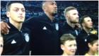 Milli Marşı Söylemeyen Mesut Almanları Kızdırdı