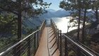 Norveç'in Doğal Güzelliklerine Açılan Köprüsünden Cennet Manzarası