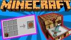 TAŞINABİLİR CRAFTING TABLE - Minecraft Mod Tanıtımı TÜRKÇE