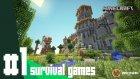 Biz Çok Yanlış Geldik :) | Minecraft | Survival Games #1