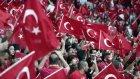 İspanya Maçı Öncesi Stad Hoparlörlerinde Mehter Marşı Çalındı