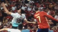 Morata'nın Türkiye'ye Attığı Gol
