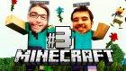 Ölmekten Bıktım. | Minecraft w/ Azelza #3