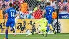 Rakitic'in Çek Cumhuriyeti'ne attığı gol