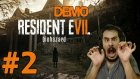 Ruhumu Teslim Ettim | Resident Evil 7 Demo Bölüm 2 - Eastergamers Tv