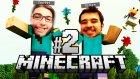 Selfie Çekerken Öldü. | Minecraft w/ Azelza #2